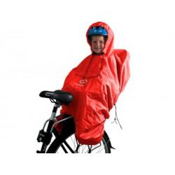 Poncho enfant Hamax sur siège bébé