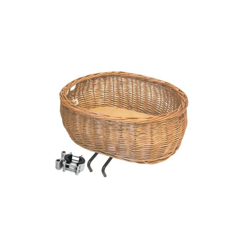 basil pluto panier avant pour chien chez cyclable. Black Bedroom Furniture Sets. Home Design Ideas