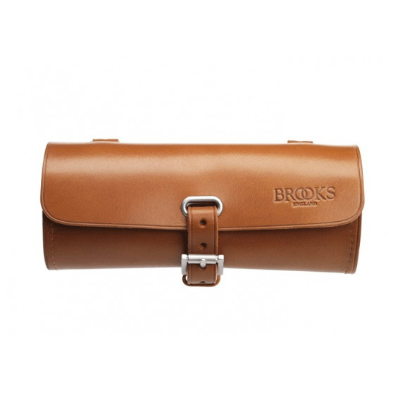 Sacoche de selle Brooks Challenge Tool Bag 0.5L miel