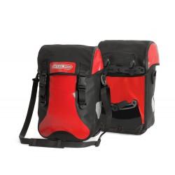 Paire de sacoches avant Ortlieb Sport-Packer Classic 2 x 15L rouge