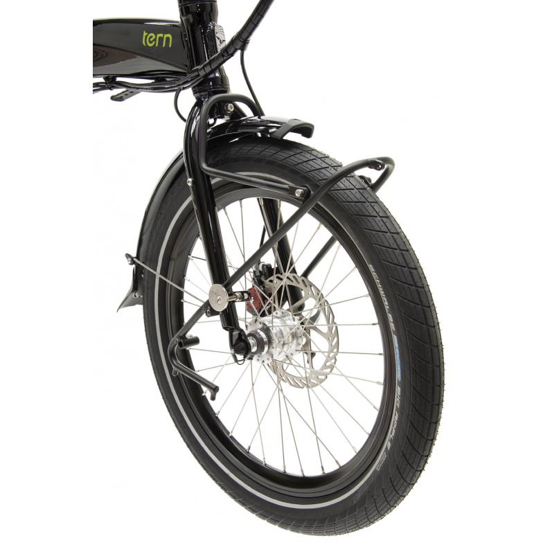 tern spartan rack porte bagages avant v lo pliant chez cyclable. Black Bedroom Furniture Sets. Home Design Ideas