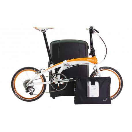 Tern flight suit kit de transport vélo pliant