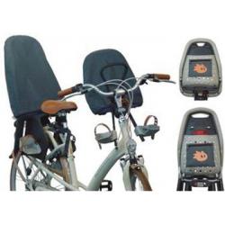 Protection pluie siège bébé vélo Yepp