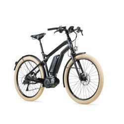 Vélo électrique Moustache Friday 26 Black