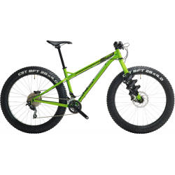 Genesis Fat Bike Caribou
