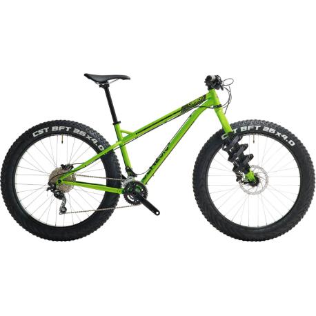Genesis Fat Bike Caribou