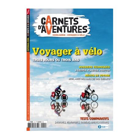 Carnets d'Aventures - Voyager à vélo