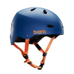 Casque de vélo Bern Macon Thin Shell EPS