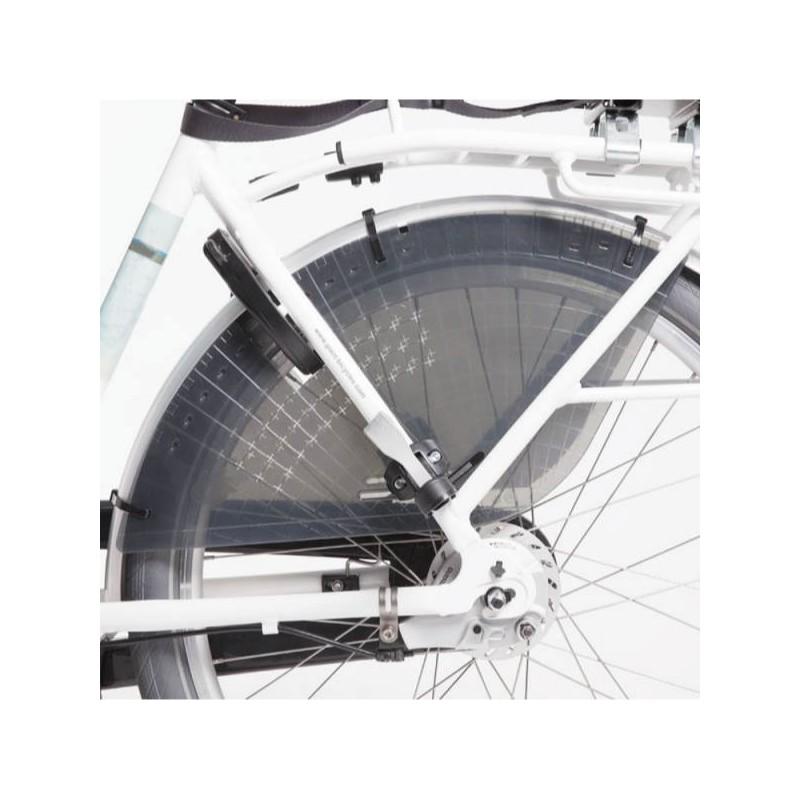 Protège-Rayons de Roue de Vélo Protecteur de Rayons de Vélo