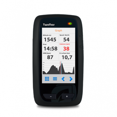 TwoNav ANIMA+ GPS vélo
