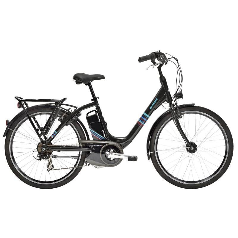 V lo lectrique gitane real e bike 26 v 26 cyclable - Velo avec assistance electrique prix ...
