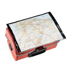 Sacoche de guidon Vaude Aqua Box 6L porte-carte