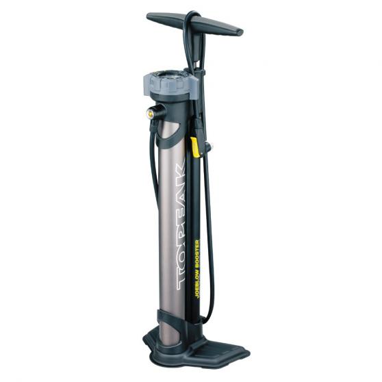 Pompe à pied vélo Topeak JoeBlow Booster Tubeless