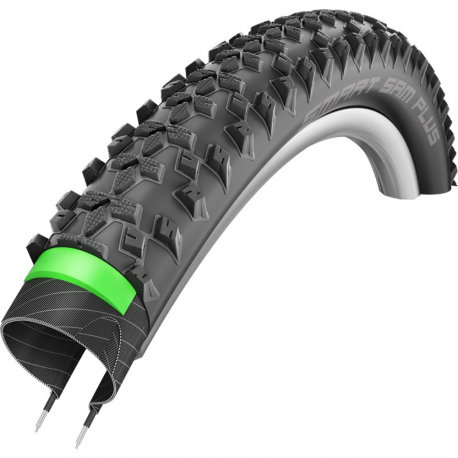Pneu Schwalbe Smart Sam Plus 28' - HS367