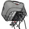 Panier vélo arrière KlickFix Citymax II adaptateur Racktime