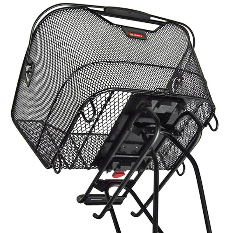 rackt 23x22 5x36cm étroitement Noir Klickfix Vélo Hinterradkorb City-Max F