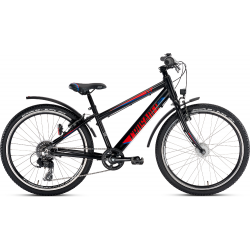 Vélo junior Puky Crusader 24' Alu Light Active - 8 Vitesses