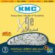 Chaîne vélo électrique 9 vitesses KMC X9-E