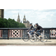 Casque vélo urbain ABUS Urban-Villite - Noir
