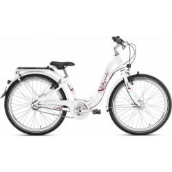 "Vélo enfant 24"" Puky Skyride Light 24-3 blanc"