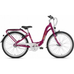 "Vélo enfant 24"" Puky Skyride Light 24-3 berry"