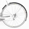 Garde-boue vélo route SKS Raceblade Long - Argent