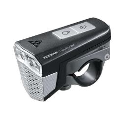 Éclairage avant avec klaxon intégré Topeak Soundlite USB - 70 lumens