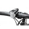 Éclairage avant avec klaxon intégré Topeak Soundlite USB catadioptre
