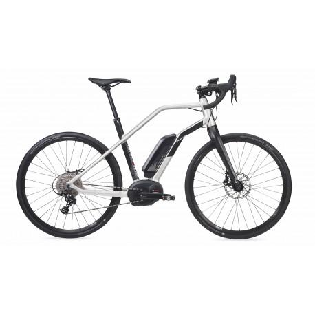Moustache Dimanche 28 Silver vélo électrique route