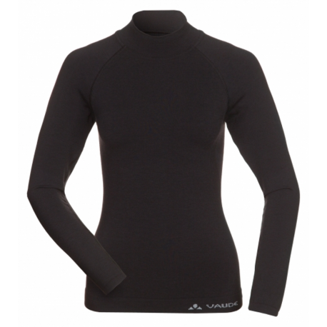 Sous-vêtement vélo mérino femme Vaude Seamless Shirt
