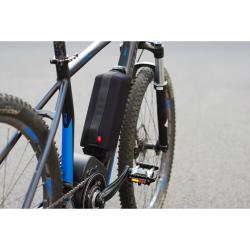Housse protection hiver pour batterie VAE Bosch Fahrer