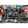 Couverture protection hivernale moteur pédalier VAE Fahrer