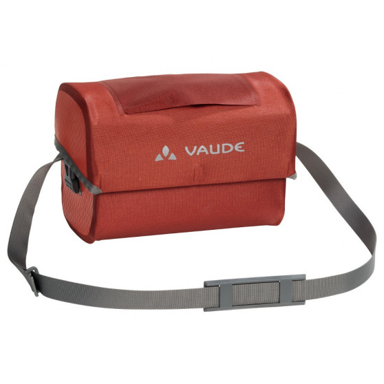 Sacoche de guidon Vaude Aqua Box 6L orange