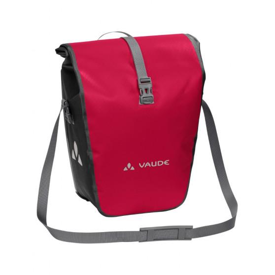 Sacoche de vélo arrière Vaude Aqua Back Single 24L rouge