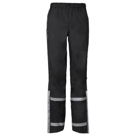 Pantalon de pluie haute visibilité Vaude Women Luminum Pant - [40513]
