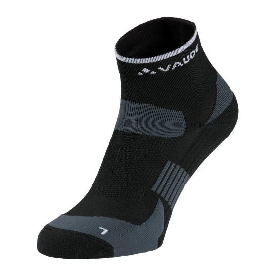 Chaussettes de vélo courtes Vaude Bike Socks Short