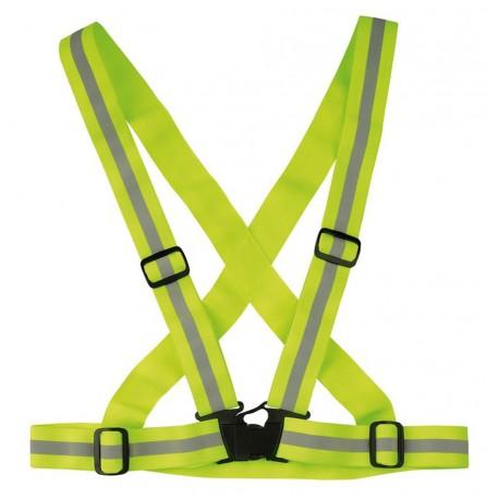 Sangle fluorescente haute visibilité Wowow Cross Belt