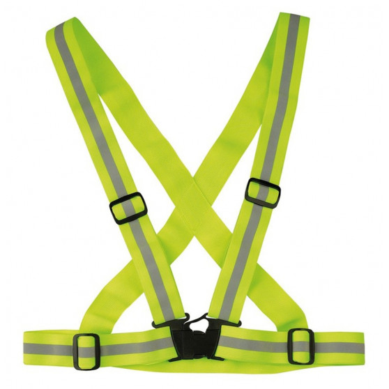 Sangle fluorescente haute visibilité Wowow Cross Belt