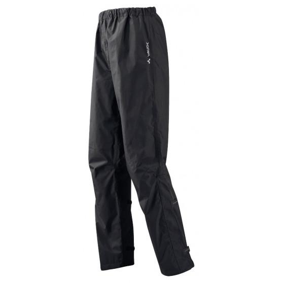 Pantalon pluie homme Vaude Fluid Pants 2 [03520] - Entrejambe court