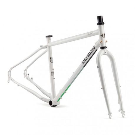 Cadre vélo acier Genesis Vagabond - DB Chromoly