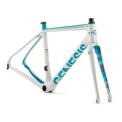 Cadre carbone vélo gravel Genesis Datum W - Femme