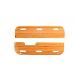 Repose-pieds Yuba Bamboo Running Boards Boda Boda 5 plis