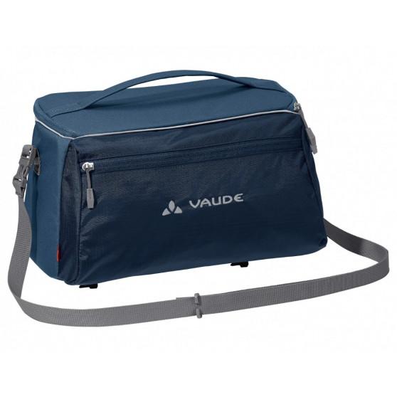 Sacoche pour porte-bagages arrière Racktime Vaude Road Master Shopper 11L bleu