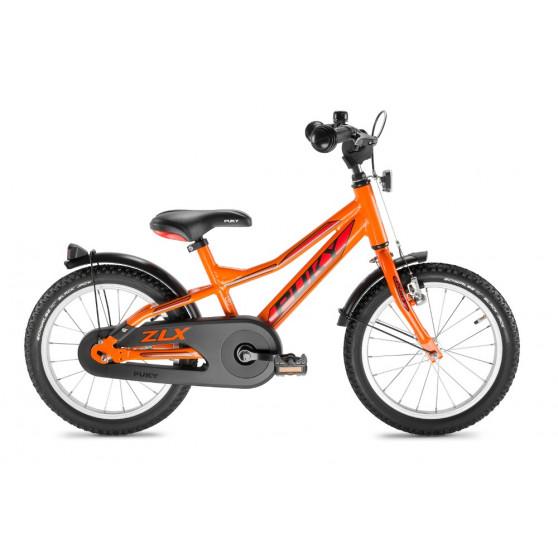 """Vélo enfant 16"""" Puky ZLX 16 rétropédalage orange"""