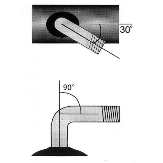 Chambre à air Impac Schwalbe 7' Charrette - [50/200]