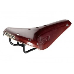 Selle de vélo cuir Brooks B17 Narrow marron