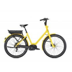 Vélo électrique Moustache Lundi 26.7 jaune