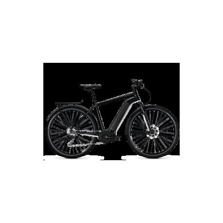 Kalkhoff Integrale 10 vélo électrique noir blanc
