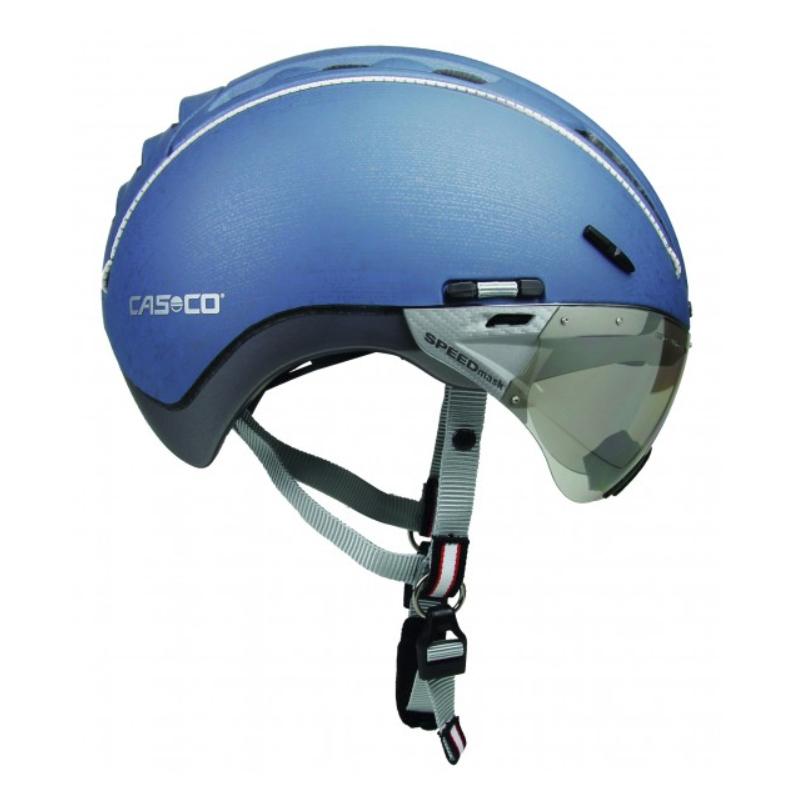 casco Roadster Visor Casque de v/élo Anti-Rayures avec visi/ère