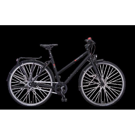 Vélo de ville VSF Fahrradmanufaktur T-700 Alfine 11 Trapèze